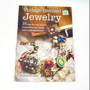 2/$10 Vintage Revised Jewelry Paperback Book